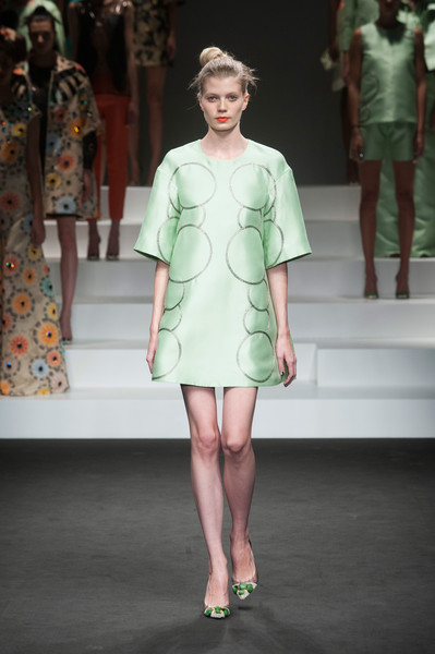 Jo No Fui at Milan Spring 2014