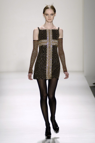 Joanna Mastroianni at New York Fall 2007