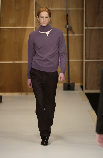 Joe Casely-Hayford at London Fall 2003