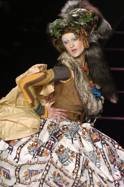 John Galliano at Paris Fall 2004