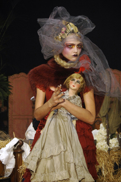 John Galliano at Paris Fall 2007