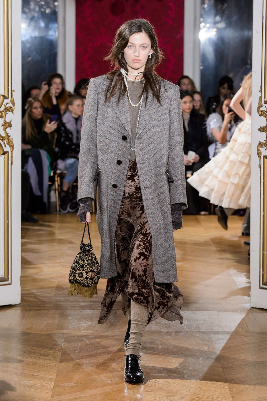 John Galliano at Paris Fashion Week Fall 2018