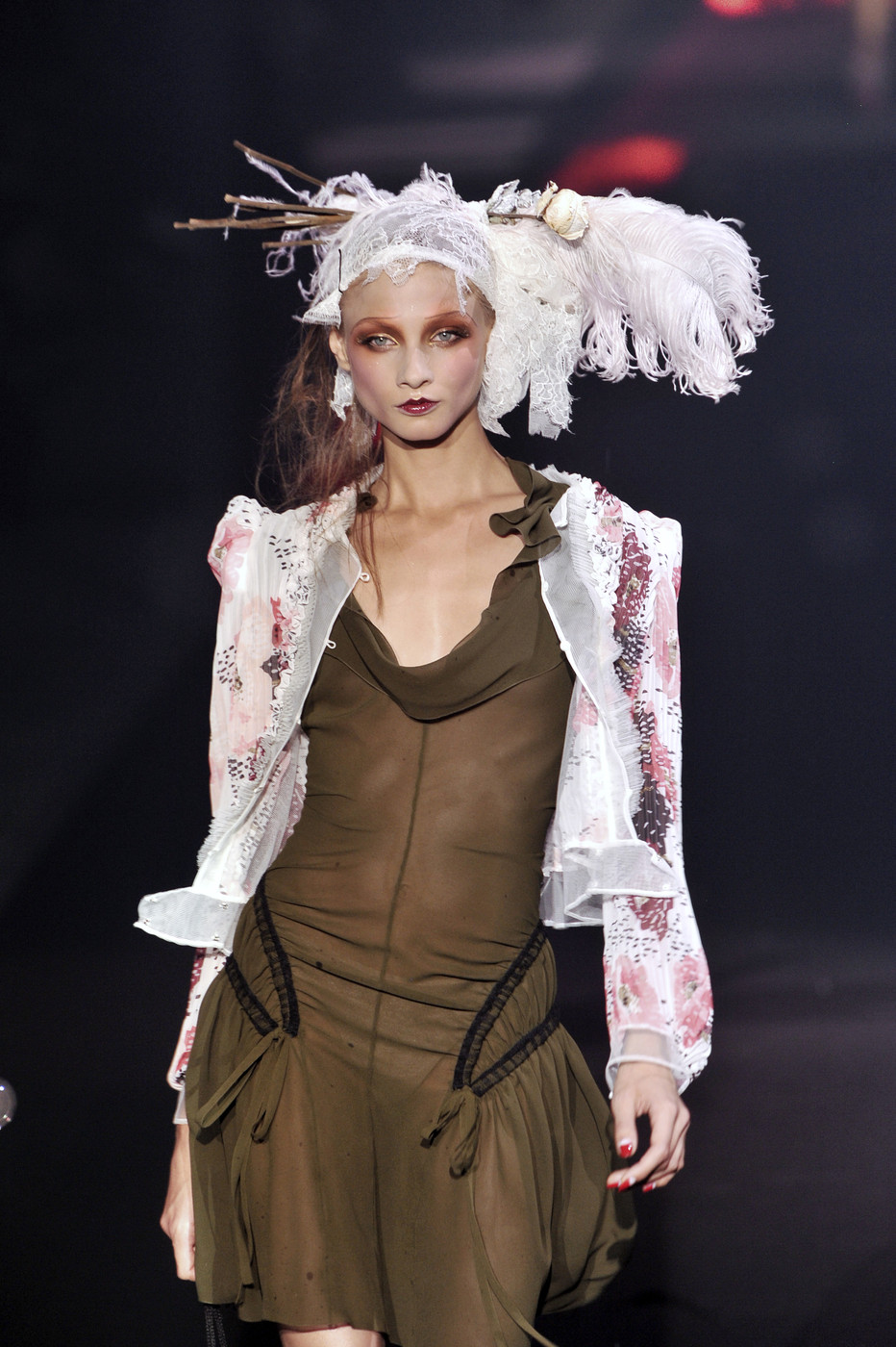 John Galliano, Spring-Summer 2010 Paris Fashion Week