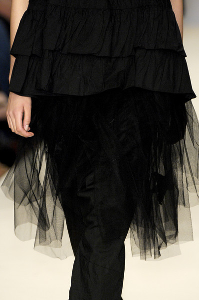 John Rocha at London Spring 2008 (Details)