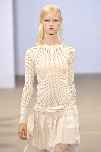 Jonathan Saunders at London Spring 2010