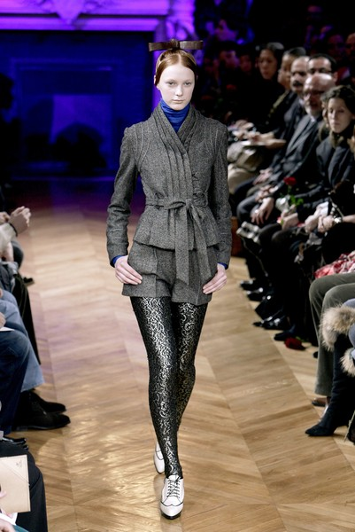 Josep Font at Paris Fall 2007