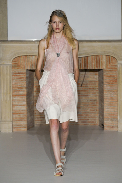 Julien David at Paris Spring 2012