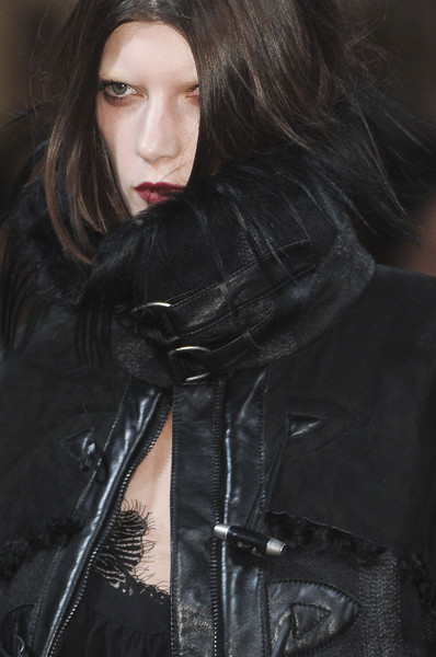 Julien Macdonald at London Fall 2011 (Details)