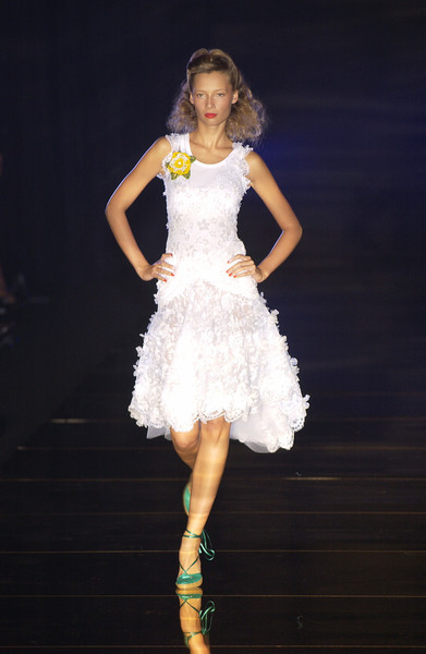 Julien Macdonald at London Spring 2005