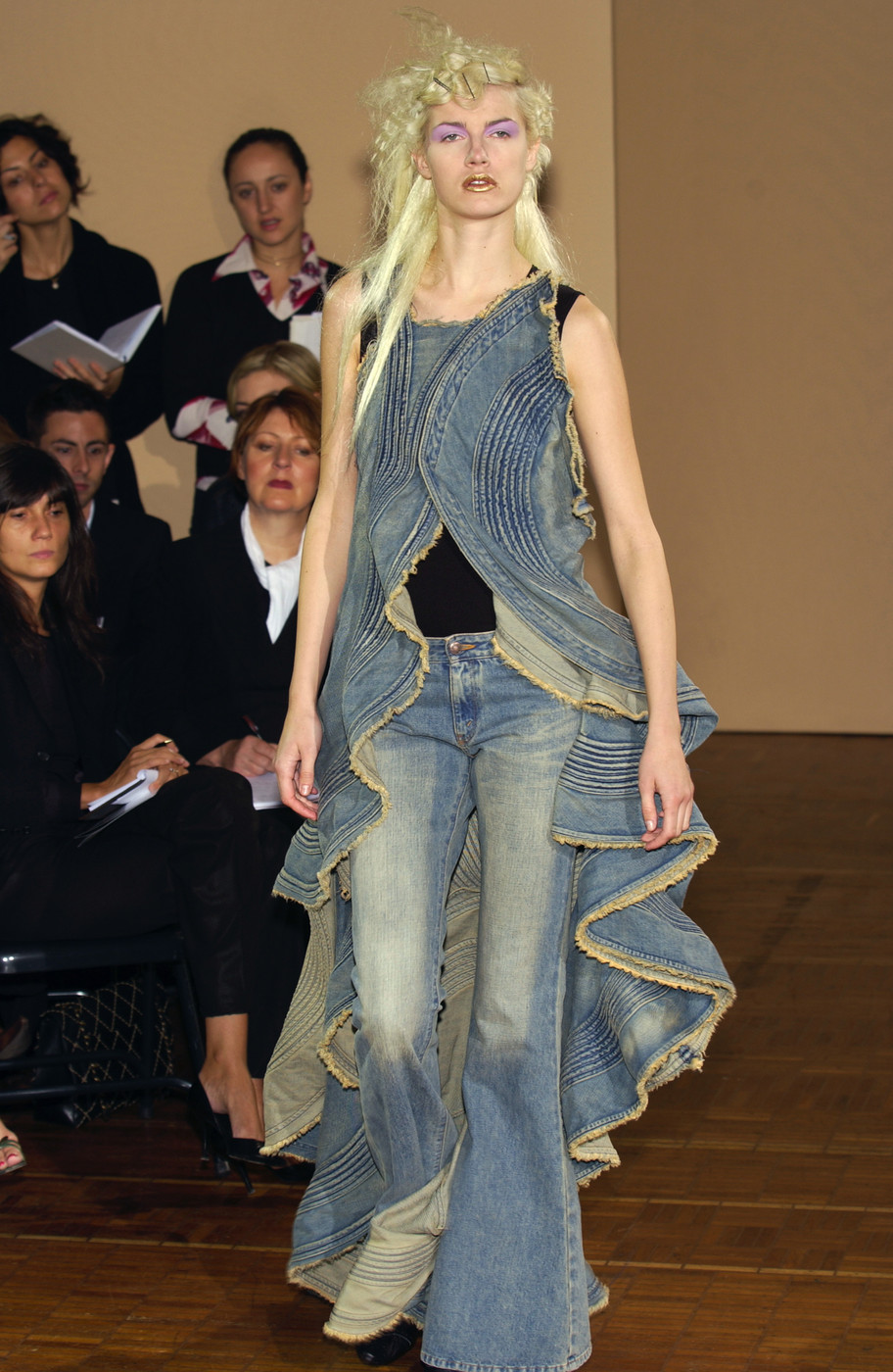 Junya Watanabe At Paris Fashion Week Spring 2002 Livingly