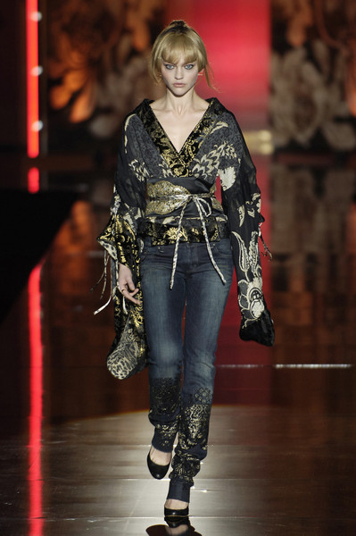 Just Cavalli at Milan Fall 2006