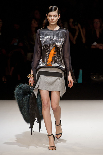 Just Cavalli at Milan Fall 2014