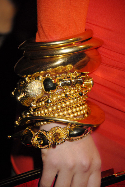 Just Cavalli at Milan Spring 2008 (Details)