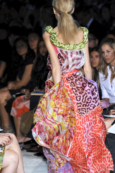 Just Cavalli at Milan Spring 2009 (Details)