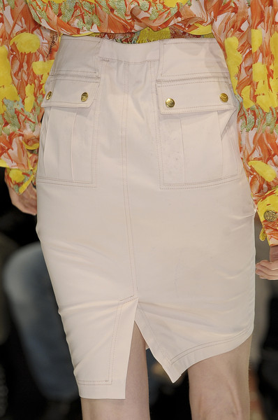 Just Cavalli at Milan Spring 2011 (Details)