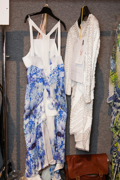 Just Cavalli at Milan Spring 2013 (Backstage)