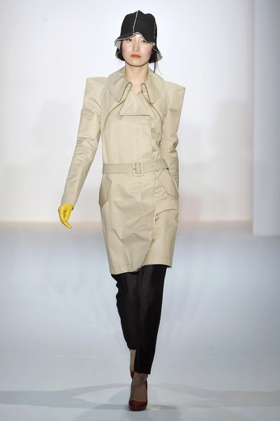 Karen Walker at New York Fall 2009