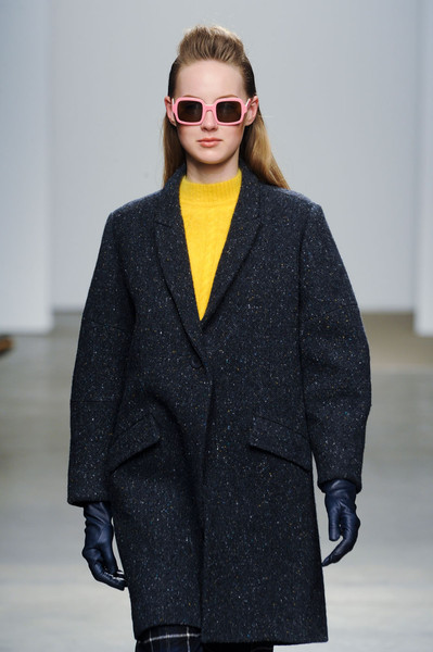 Karen Walker at New York Fall 2012