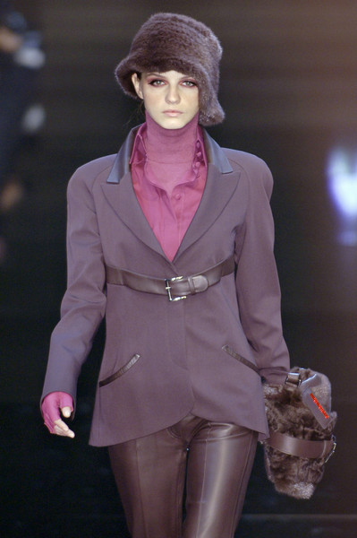 Karl Lagerfeld at Paris Fall 2005