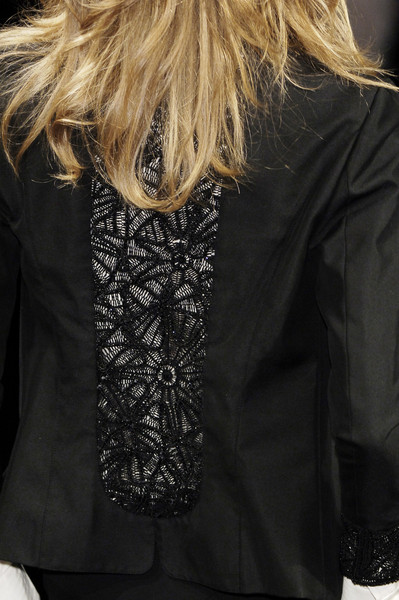 Karl Lagerfeld at Paris Spring 2006 (Details)