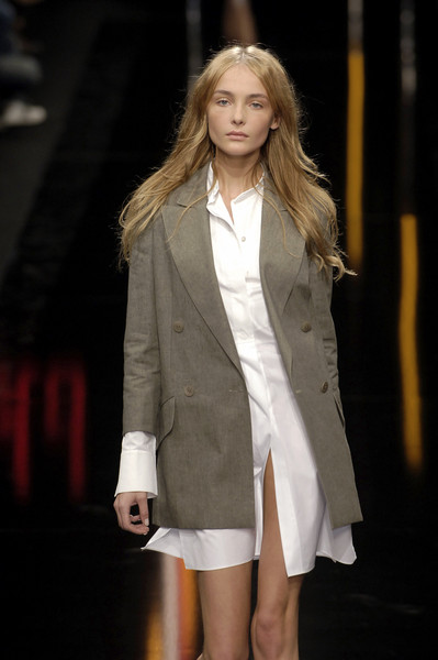 Karl Lagerfeld at Paris Spring 2006