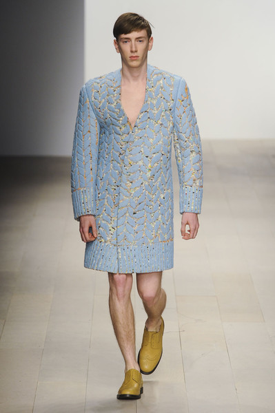 Kenji Kawasumi at London Fall 2012