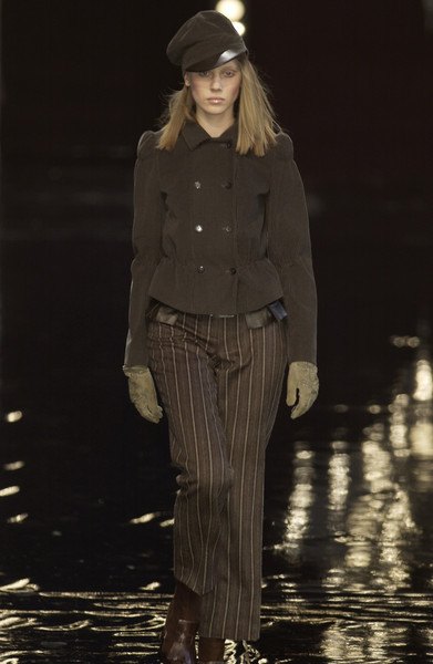 Kenzo at Paris Fall 2002