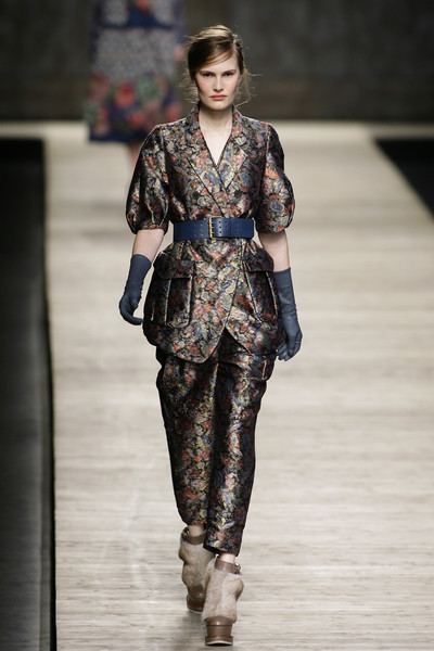 Kenzo at Paris Fall 2009