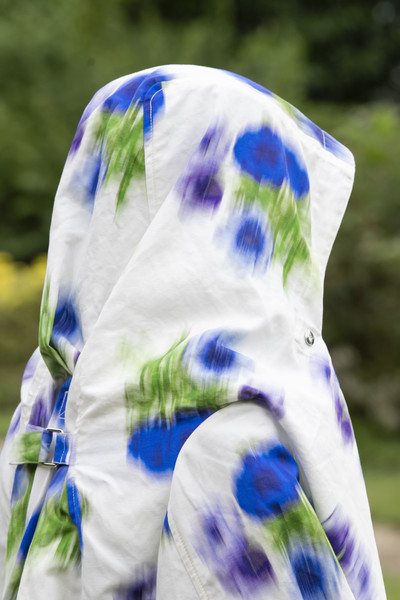 Kenzo at Paris Spring 2021 (Details) [blue,cobalt blue,lavender,electric blue,flower,plant,iris,textile,wildflower,morning glory,flora,cobalt blue,flower,cobalt,silk,plant,lavender,kenzo,blue,paris fashion week,cobalt blue,flora,flower,meadow,violet,silk,lavender,microsoft azure,spring framework,cobalt]