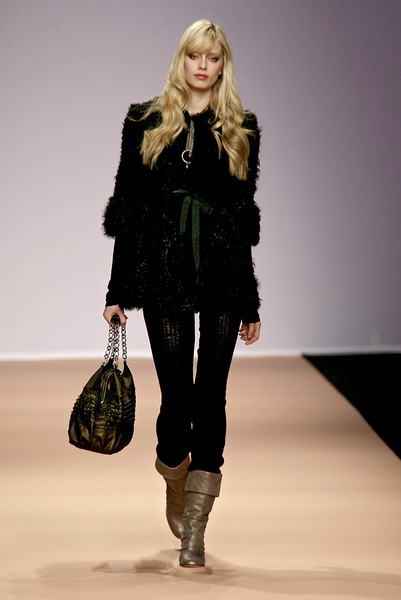 Kristina Ti at Milan Fall 2007