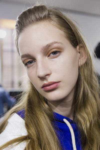Krizia at Milan Fall 2018 (Backstage)