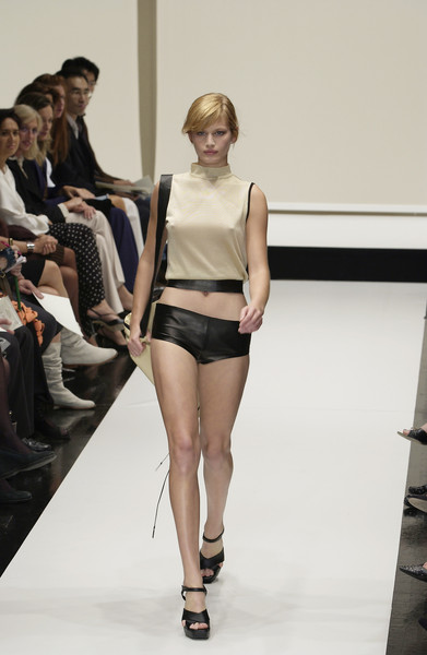 Krizia Top at Milan Spring 2003