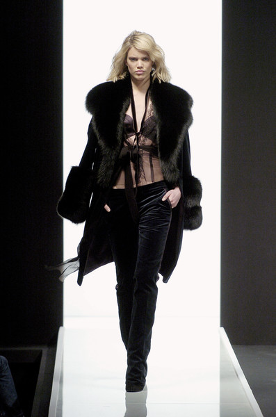 La Perla at Milan Fall 2004