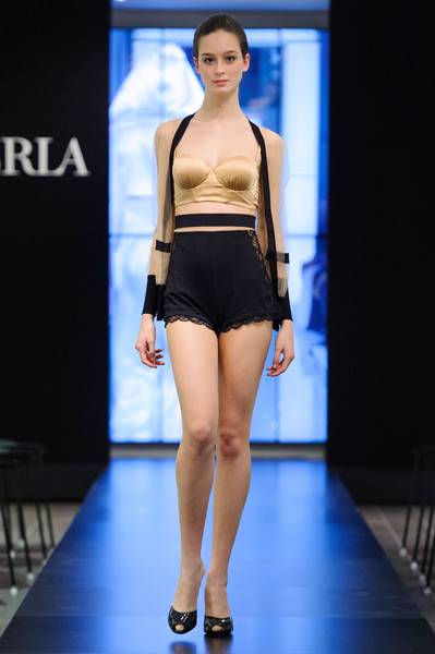 La Perla at Milan Fall 2015