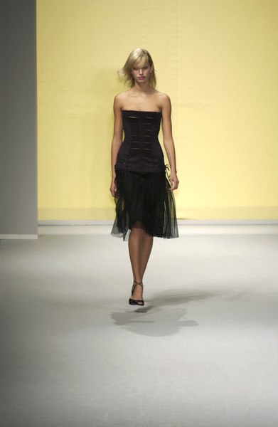 La Perla at Milan Spring 2002