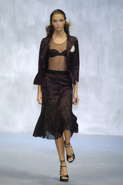 La Perla at Milan Spring 2005