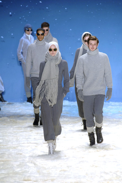 Lacoste at New York Fall 2008