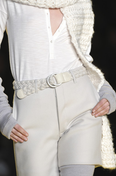 Lacoste at New York Fall 2010 (Details)