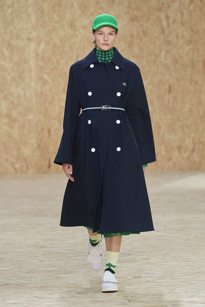 Lacoste Full Lenght at Paris Fall 2020