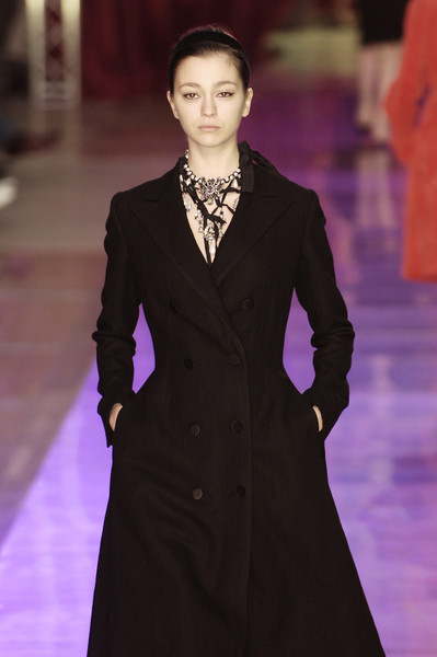 Lanvin at Paris Fall 2005 [fashion,fashion model,clothing,fashion show,haute couture,runway,formal wear,event,suit,outerwear,morgane dubled,fashion,runway,haute couture,model,wear,lanvin,missoni,paris fashion week,fashion show,fashion,fashion show,runway,morgane dubled,haute couture,model,ready-to-wear,missoni]
