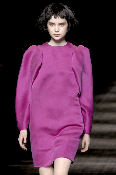 Lanvin at Paris Fall 2007