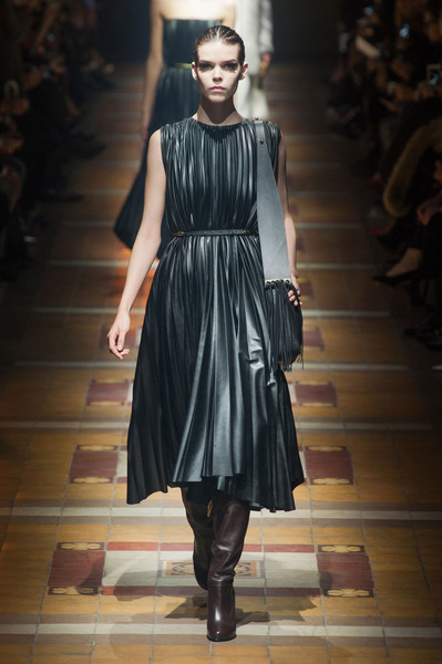 Lanvin at Paris Fall 2014