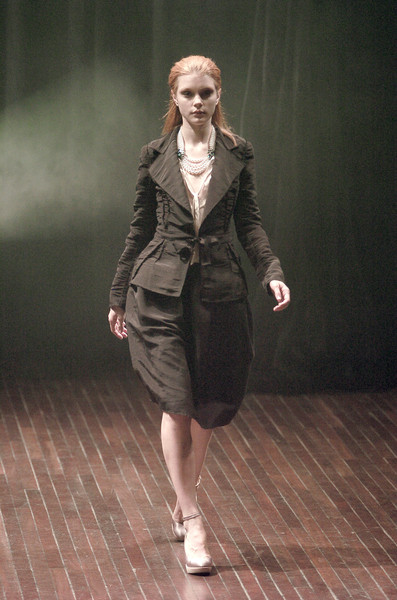 Lanvin at Paris Spring 2005