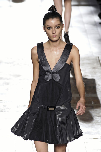 Lanvin at Paris Spring 2007
