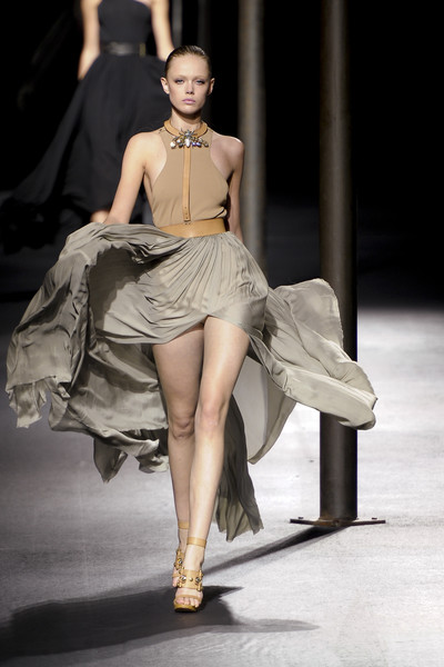 Lanvin at Paris Spring 2011