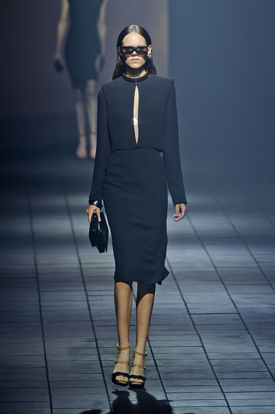 Lanvin at Paris Spring 2012