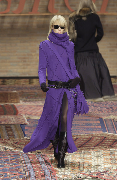 Laura Biagiotti at Milan Fall 2003
