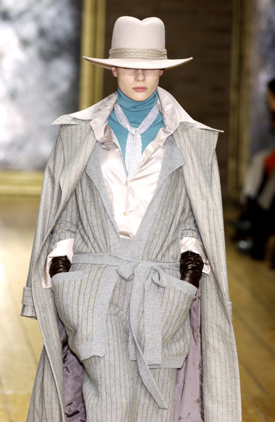 Laura Biagiotti at Milan Fall 2005