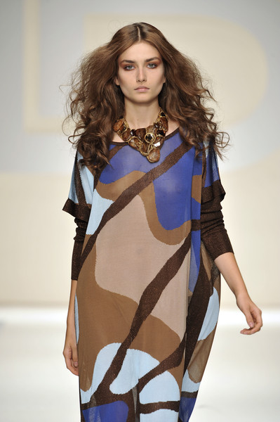 Laura Biagiotti at Milan Spring 2010