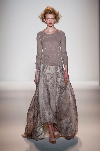 Lela Rose at New York Fall 2013